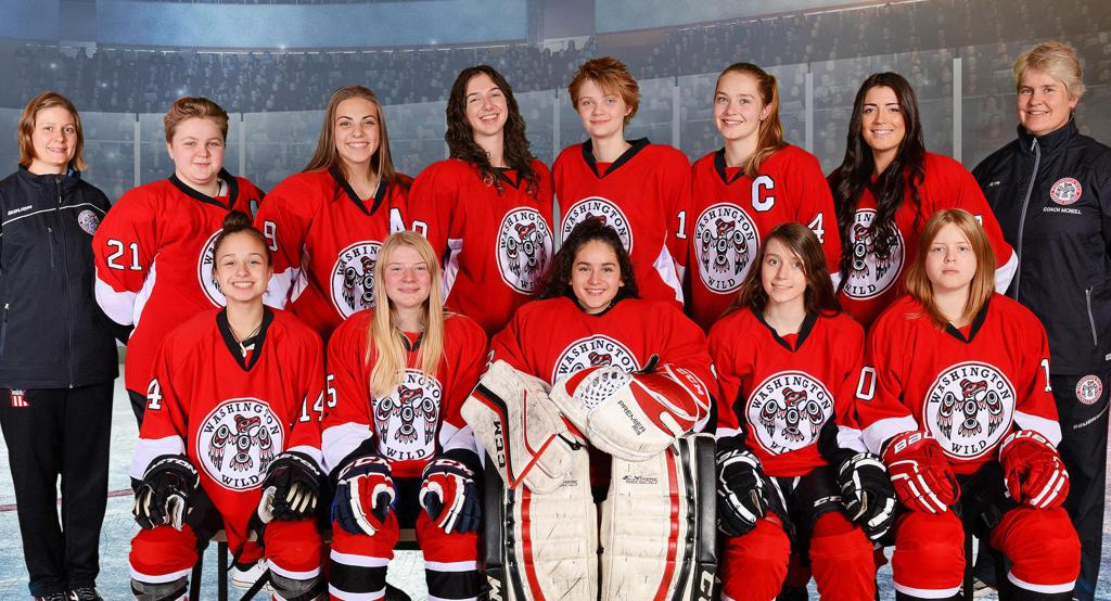 Washington Wild 19UA Rep Team, 2017-2018
