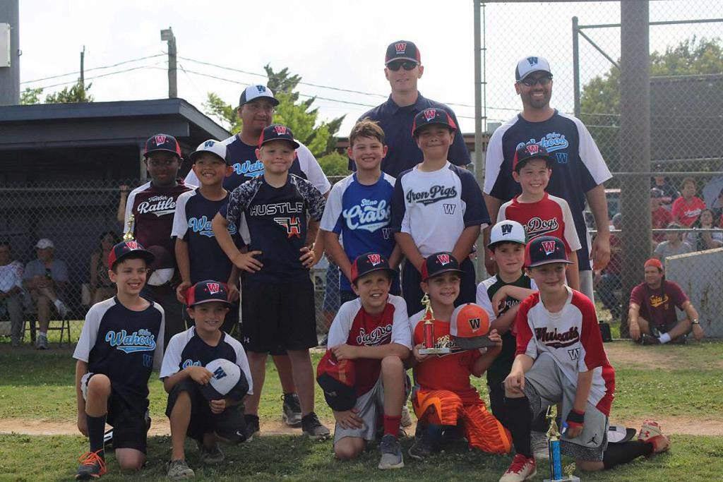 Congratulations WLL 9U All-stars!