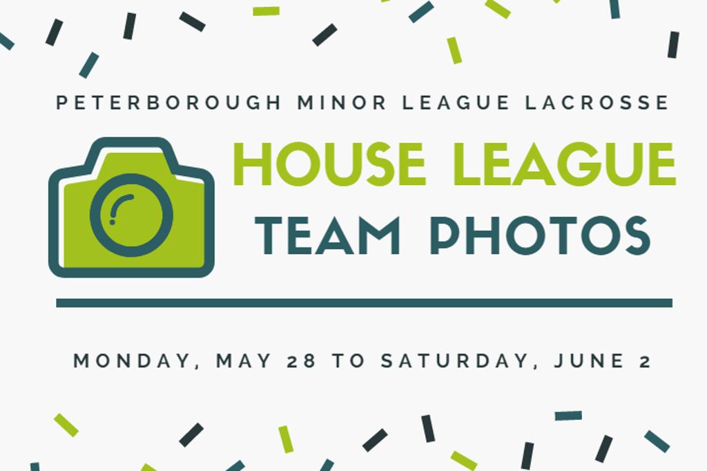 House League Team Photos
