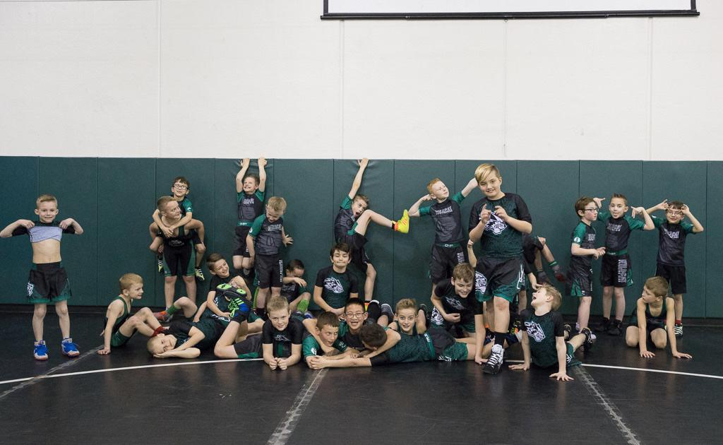 omaha millard west youth kids martial arts wildcat wrestling club team wrestling with character wildcat wrestling club team wrestling with character