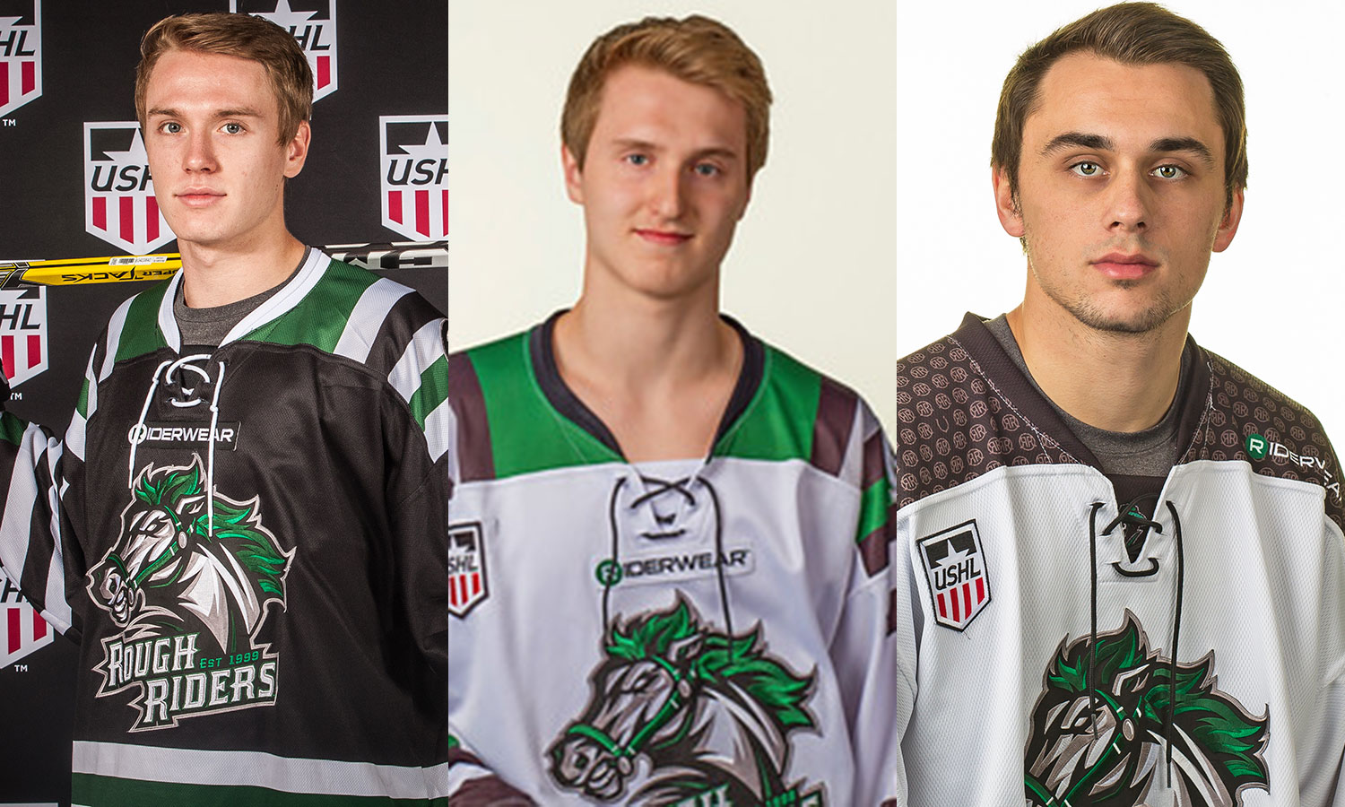 USHL: Trio Of Cedar Rapids RoughRiders Announce College Commitments