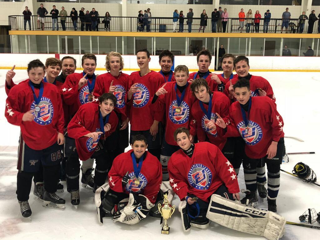 Casco bay midget major hockey team