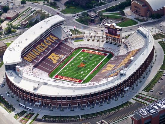 Pro Sports Stadium Review Us Bank Stadium