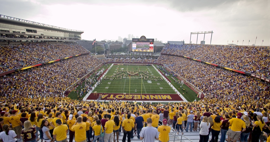 Gopher Sports Football 37