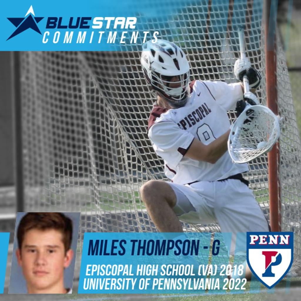 blue star miles thompson