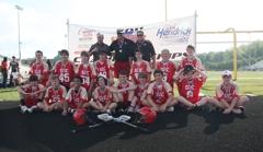 2011 U15 Iroquois Division GAC