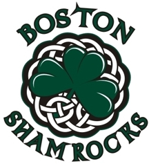 Boston Shamrocks Elite Women's Hockey Club Wilmington, Mass.