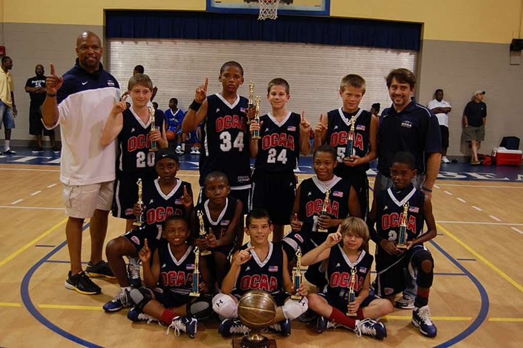 QCAA Blue USBA 11-and-under national champs