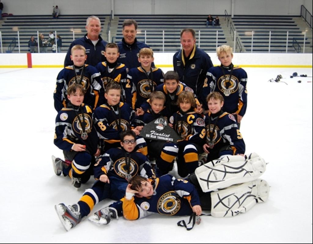 Jackson generals midget b hockey
