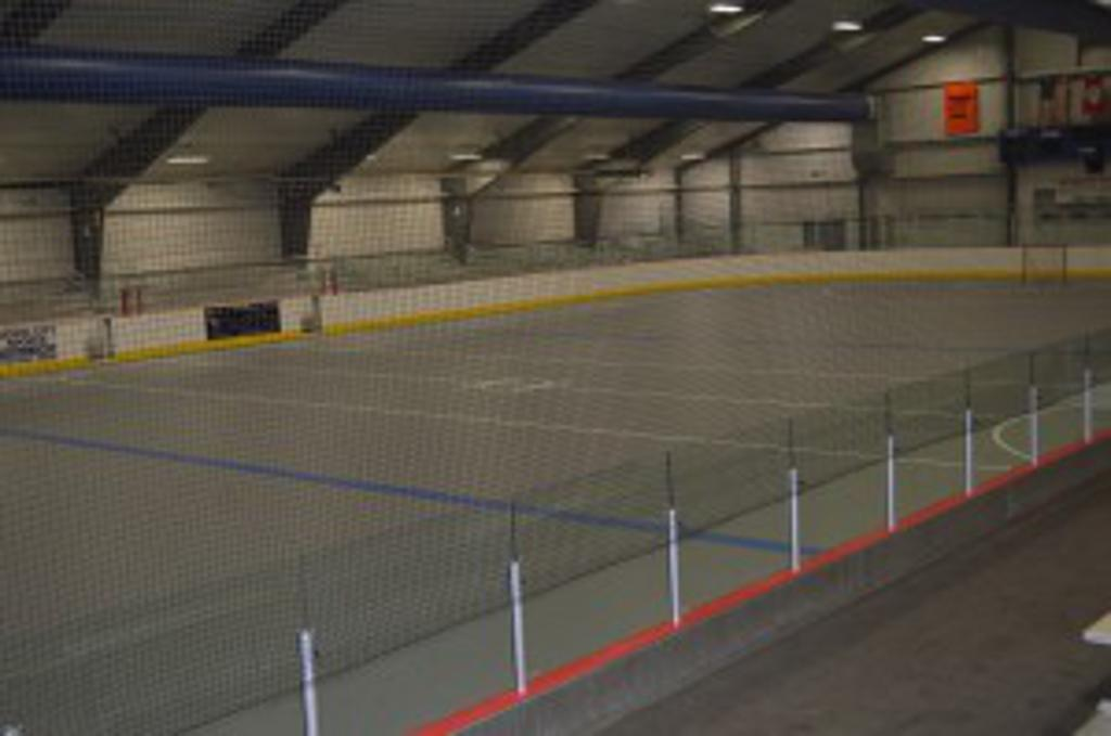 Photo of Gil Lay Memorial Arena Playing Surface