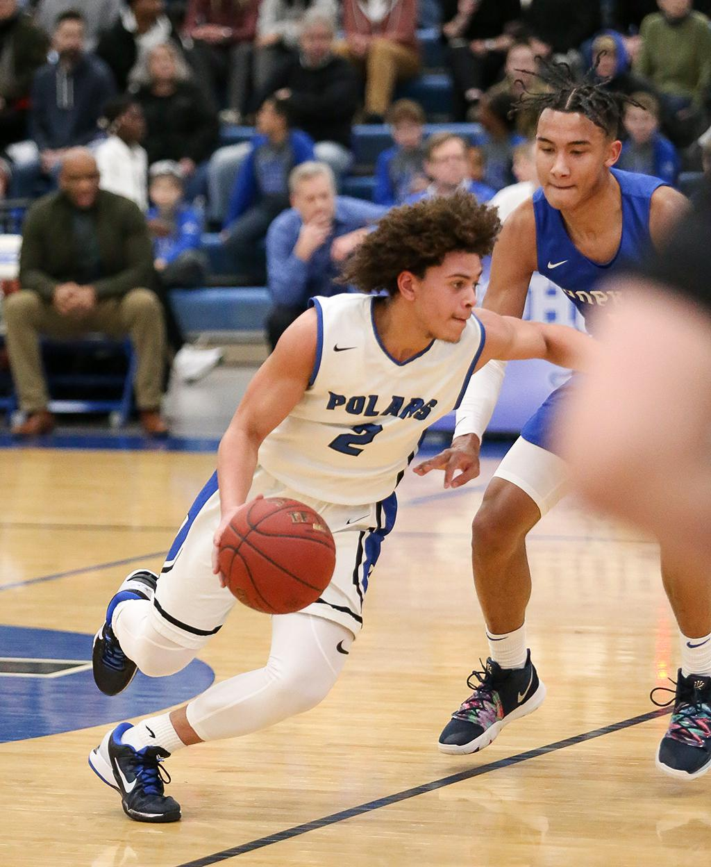 Hopkins dismantles Minneapolis North with a second-half rally