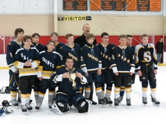 Saints Bantam Select, Omaha Joust Runner Up,   2012