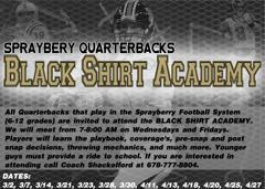 Black Shirt Academy