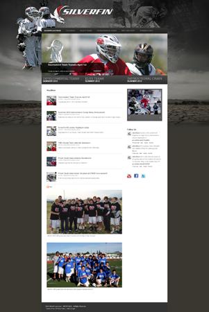 Silverfin Lacrosse Homepage