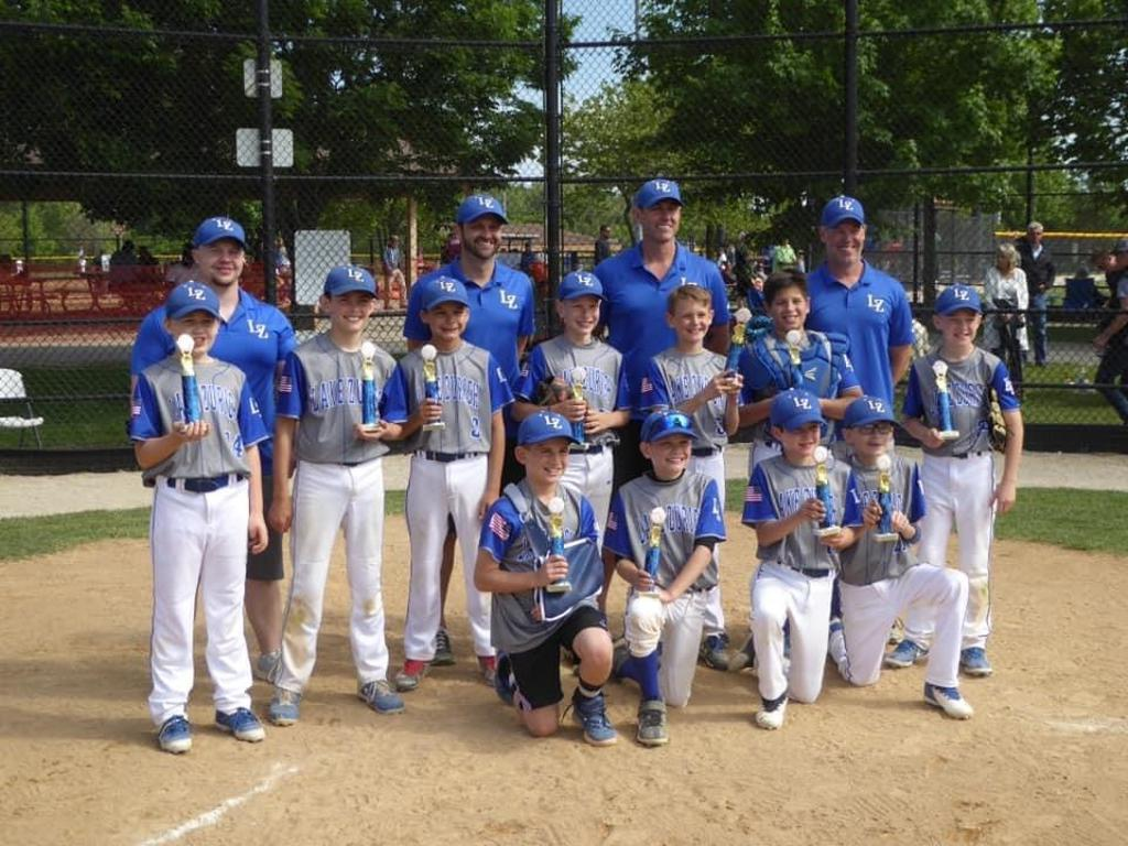 U11 Cougars take 1st Place at Vernon Hills Memorial Day Tournament