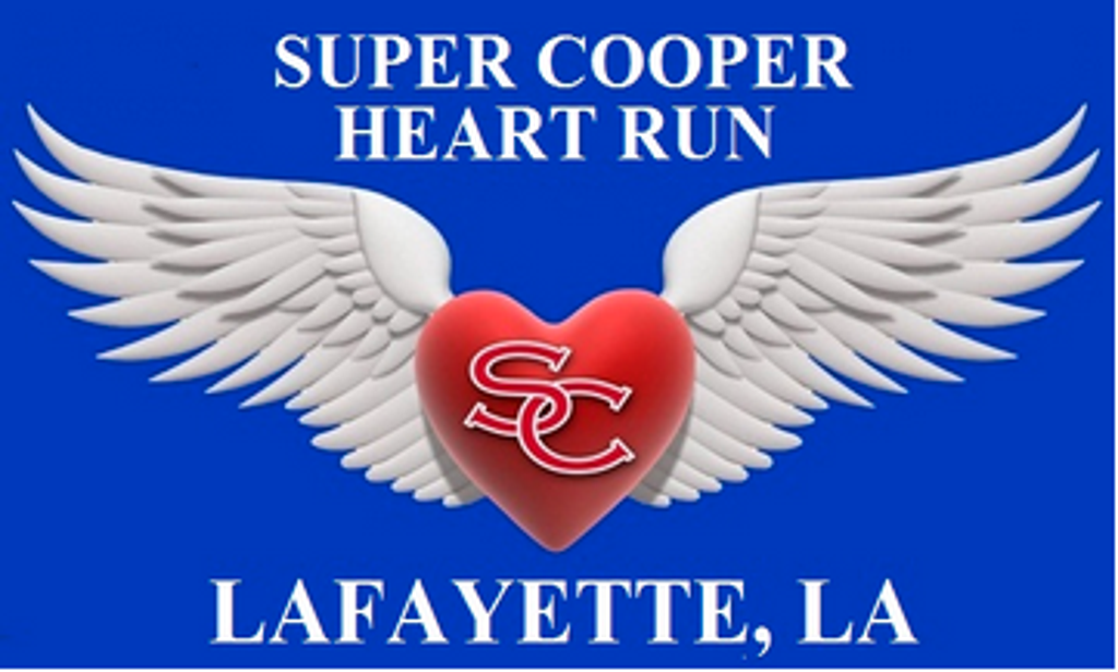 Super Cooper Lafayette Race Page