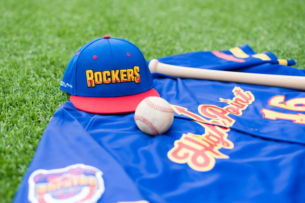 High Point Rockers Baseball Inaugural Season