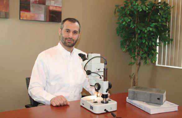 Dr. El Damir Entomologist