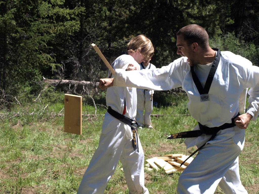 Breaking at Camp MSK '12