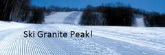Ski Granite Peak!