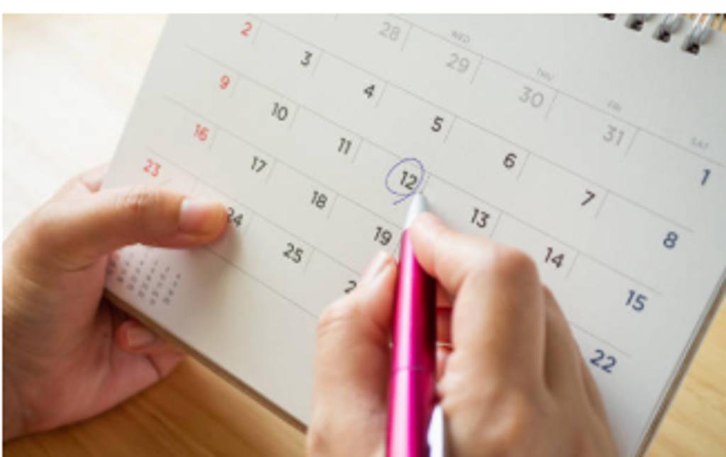 Hornet Calendar of Events