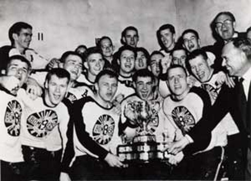 1957 Memorial Cup
