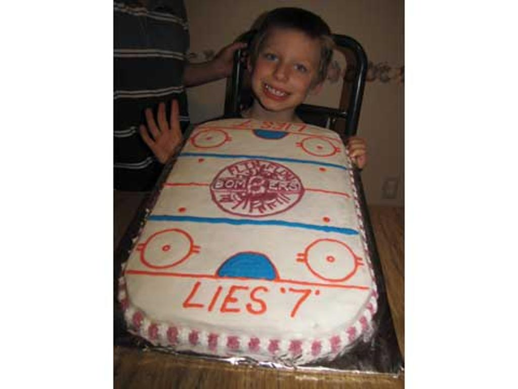 Justin Lies' 7th Birthday
