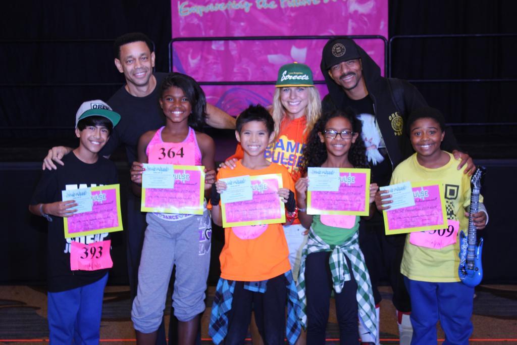 hip hop dance teams