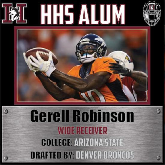 Gerell Robinson