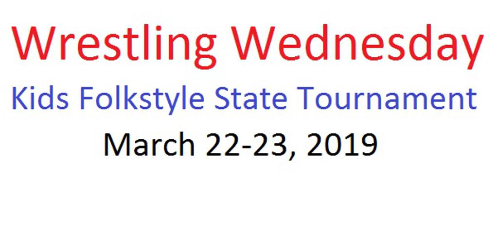 Wrestling Wednesday 03/20