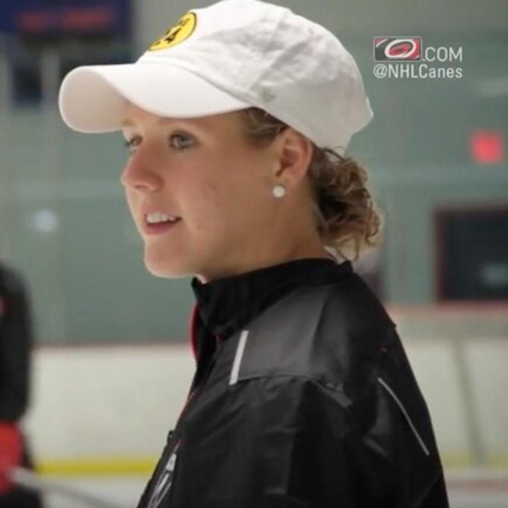 Assistant Coach Alyssa Gagliardi