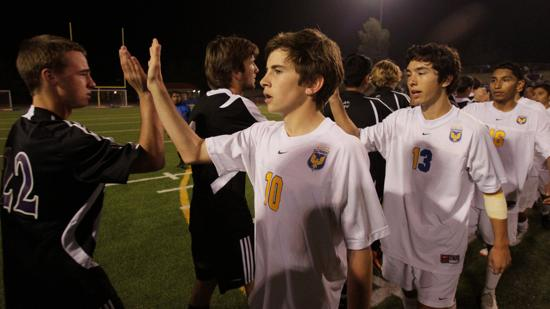 San Pasqual senior seizing his 'Chance'