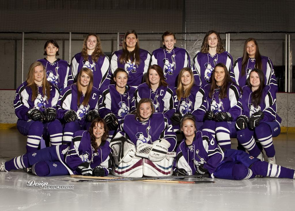 Onalaska Hilltoppers Girls Hockey