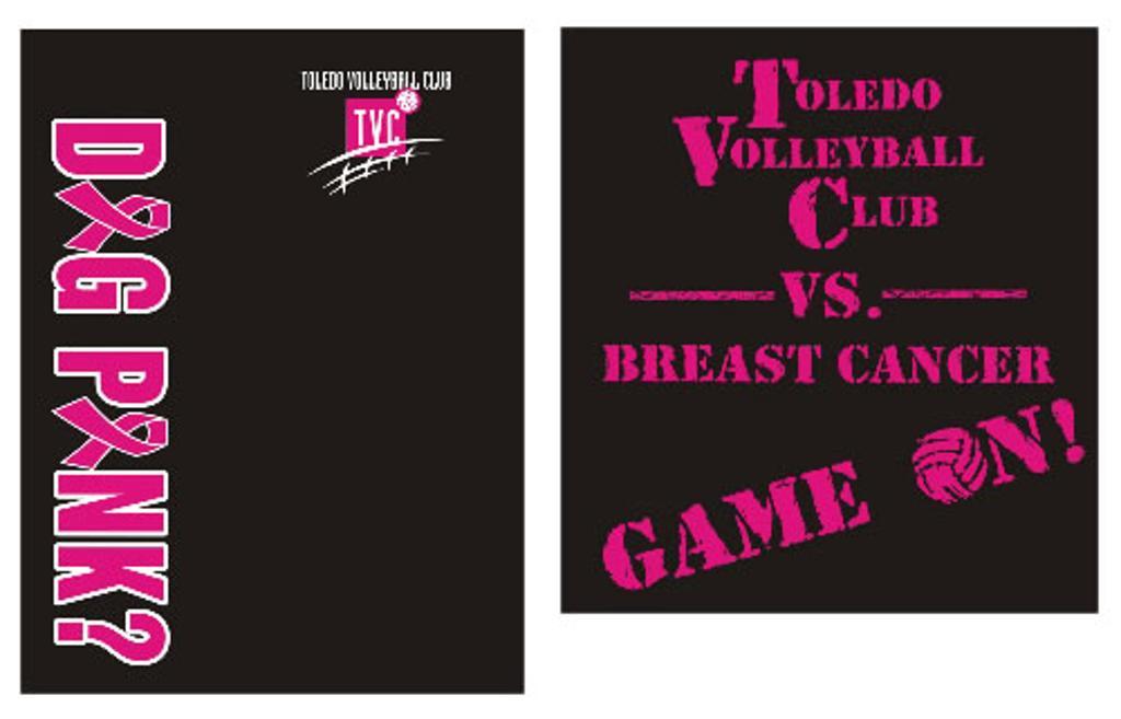 Dig Pink T-shirt Design Contest Winner Announcement