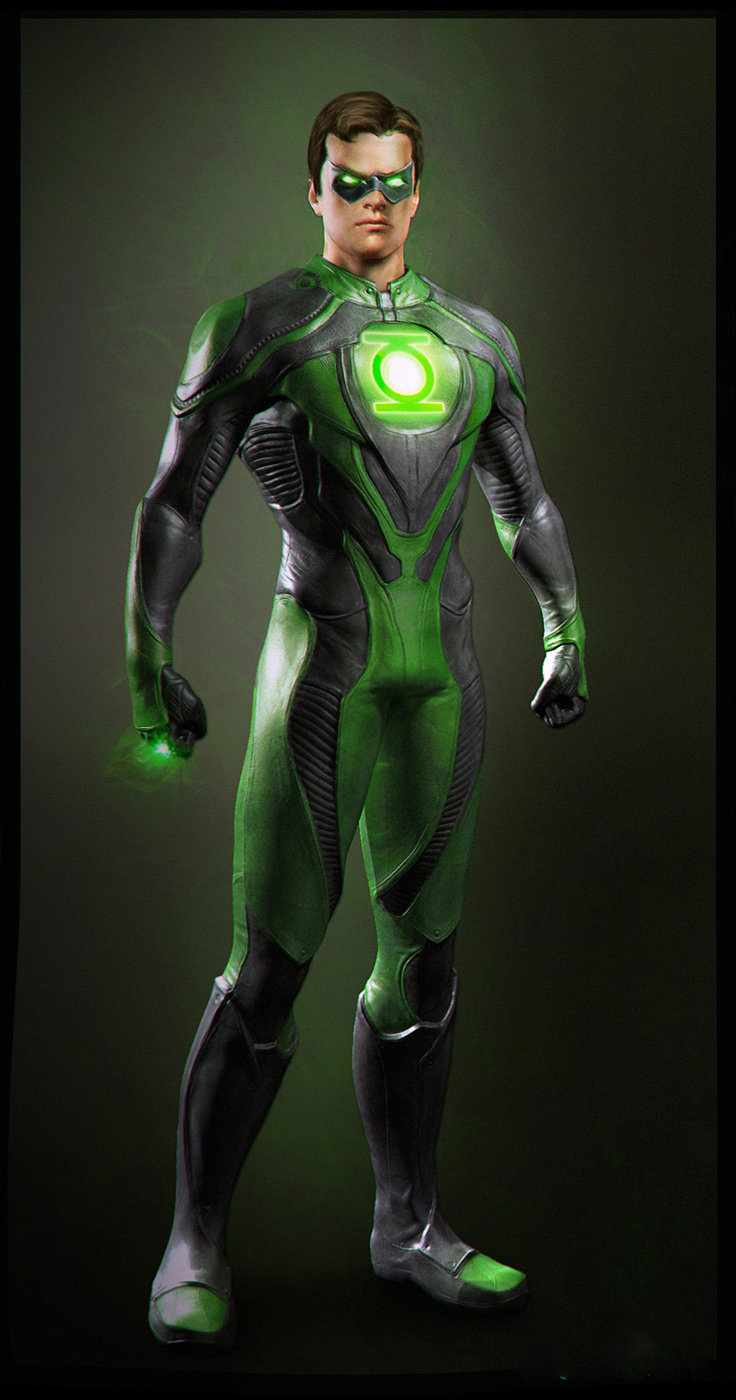Green Lantern Dog S Name