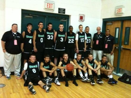 South Shore Wolfpack AAU Basketball