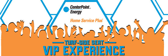 CenterPoint VIP Experience