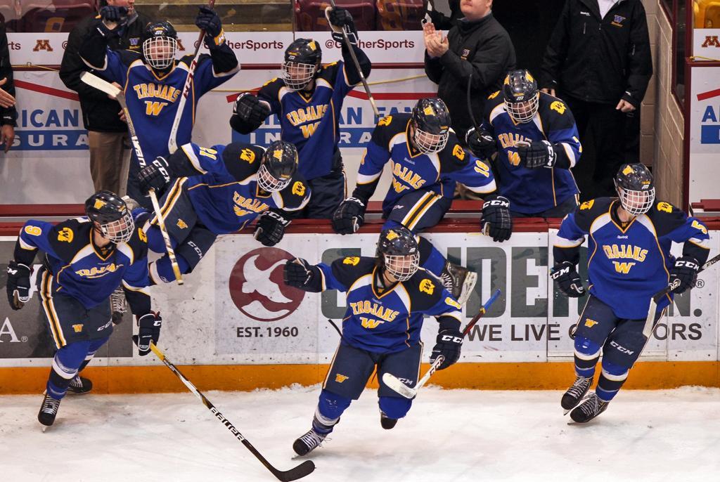 Minnesota High School Ice Hockey Teams