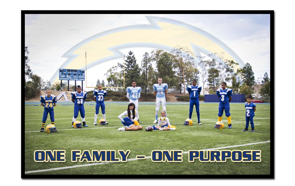 About Mira Mesa Chargers Youth Football Amp Cheer