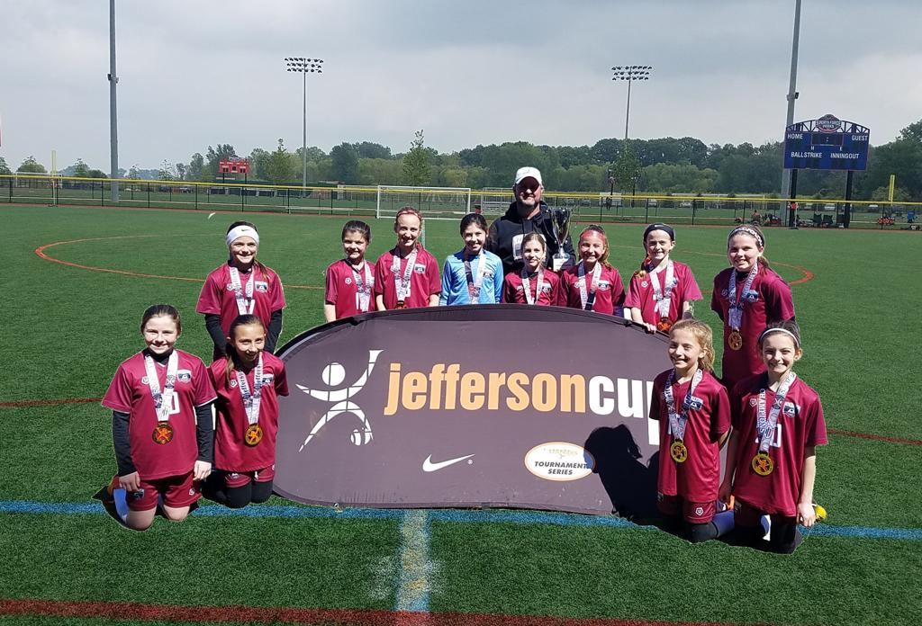 2018 Jefferson Cup Platinum Champions