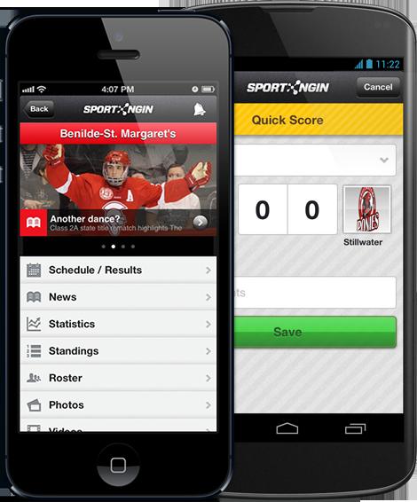 Sport Ngin Mobile