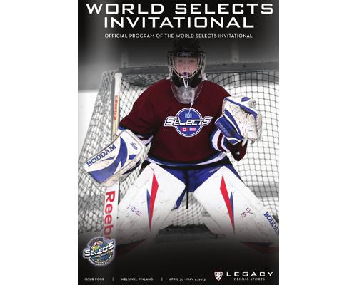 World Selects Invite 01 Program Book
