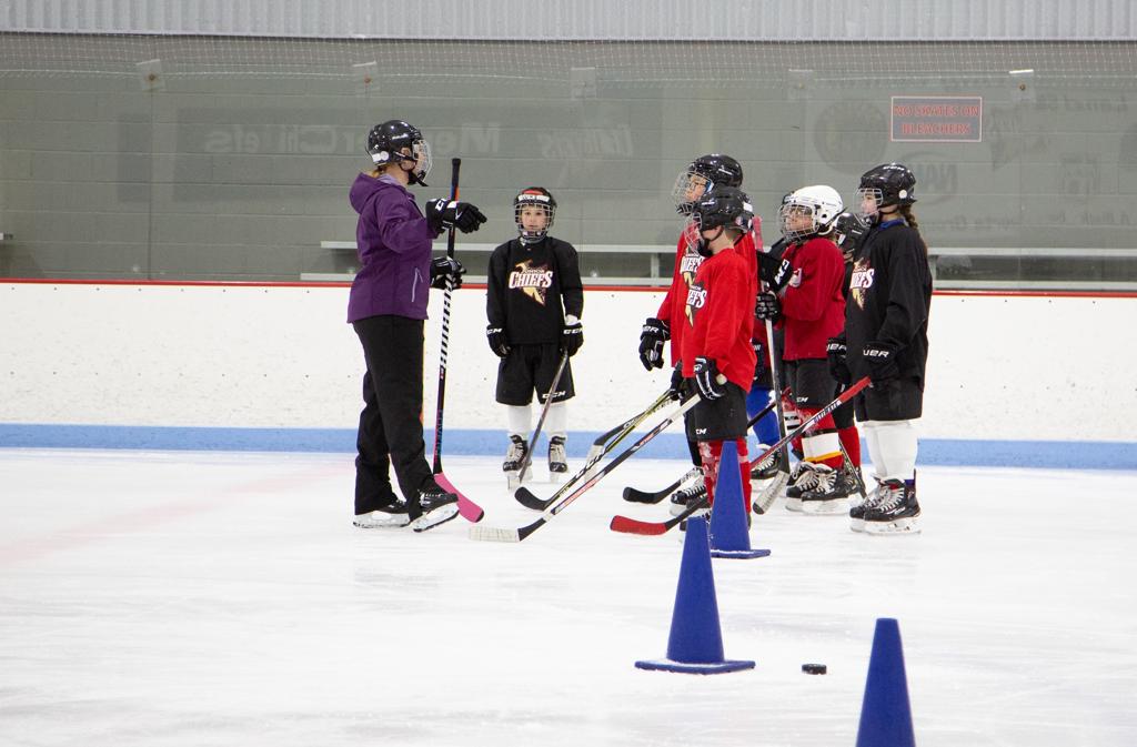 Rec Hockey, In House League, Ice Land, Hamilton, NJ