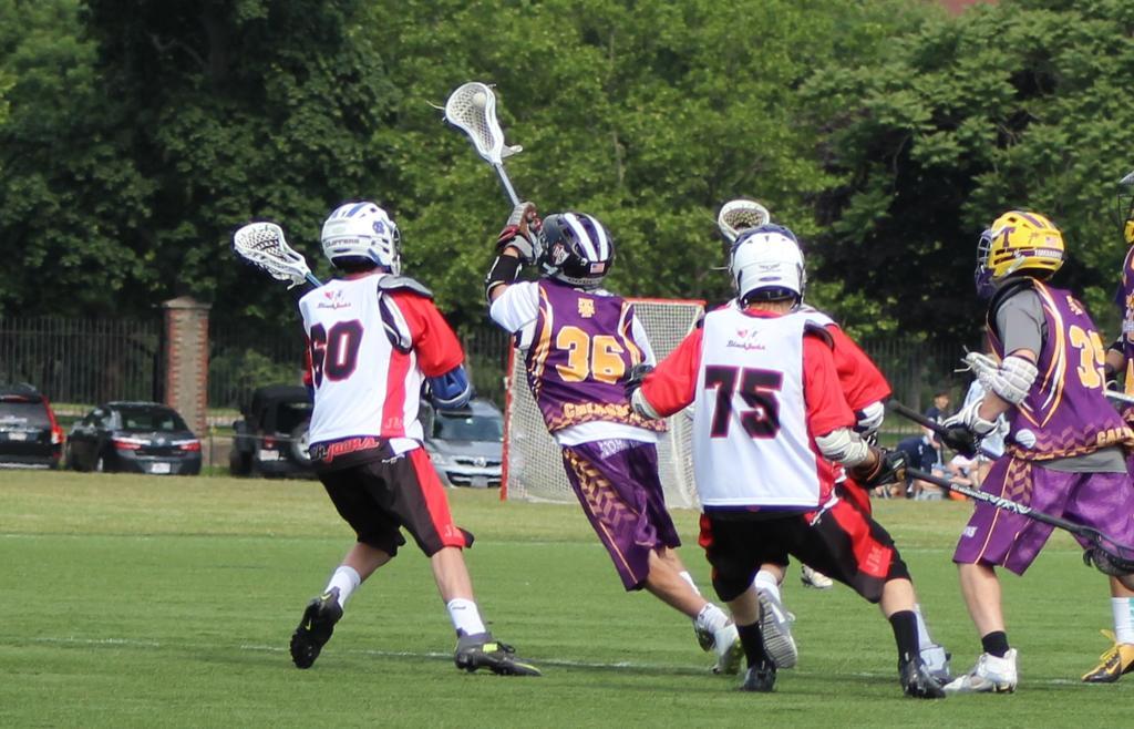 Cardigan Lacrosse Camp 49