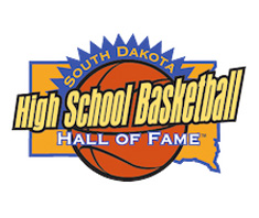 South Dakota Basketball Hall of Fame logo