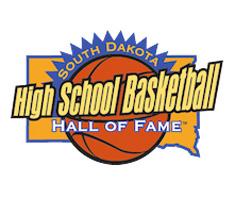 South Dakota Basketball Hall of Fame logo