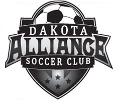 Dakota Alliance Soccer Club logo