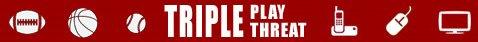Triple Play Triple Threat WisSport.net