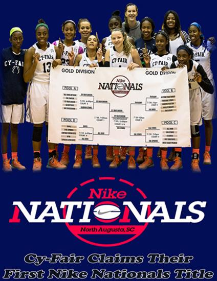 2013 Nike Nationals Champion