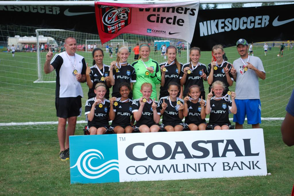 Bigfoot 2013 GU13 Gold Champions!
